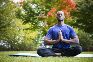 Wellness and Meditation - Healthy practice