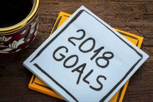 2018 trading goals