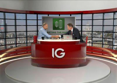 Lee on IG Index TV
