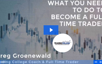 What You Need To Do To Become A Full-Time Trader?