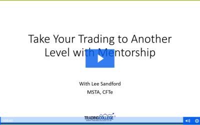 Take Your Trading To The Next Level with Mentorship