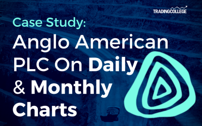 Case Study: Anglo American PLC On Daily & Monthly Trading Charts